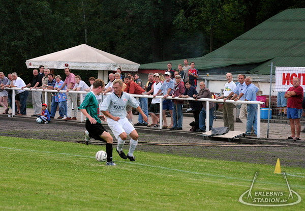 FSV Optik Rathenow vs FV Dresden Nord am 23.07.2004