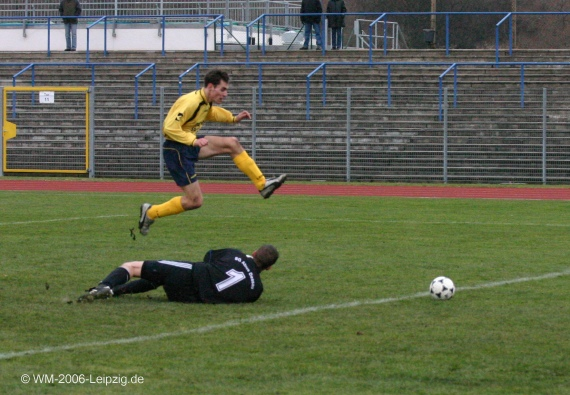 SG Abus Dessau vs 1. FC Lokomotive Leipzig am 15.01.2005