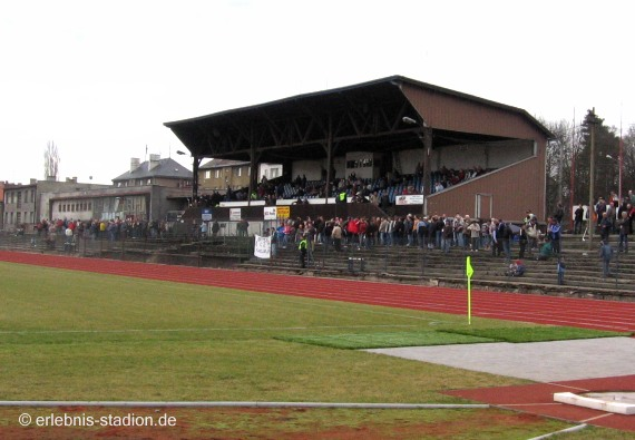 MFK Ústi nad Labem vs 1. FK Drnovice am 01.04.2006