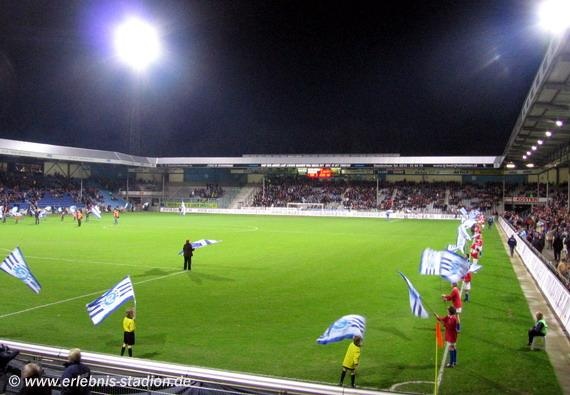 De Graafschap vs SC Fortuna Sittard am 16.02.2007