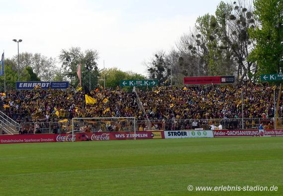 1. FC Dynamo Dresden vs Hertha BSC II am 21.04.2007