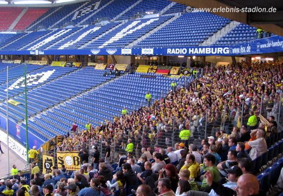 Hamburger SV II vs SG Dynamo Dresden am 27.07.2007