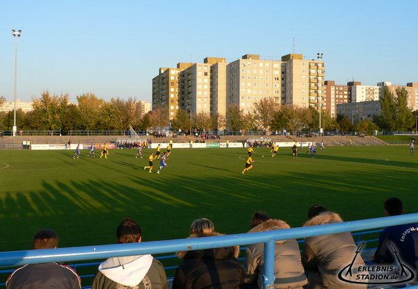 Integrál-DAC SE vs Soroksár SC am 14.10.2007