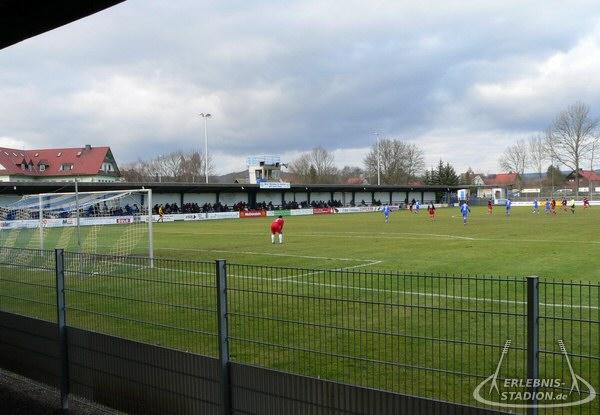 Wacker Nordhausen Stadion