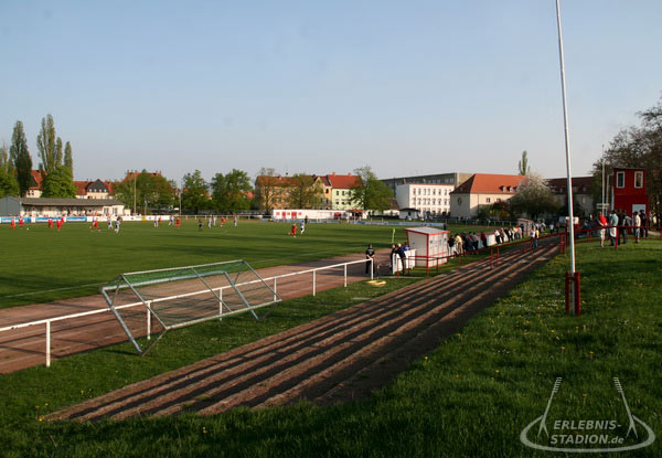 BSV Halle-Ammendorf 1910  vs VfB IMO Merseburg am 15.04.2009