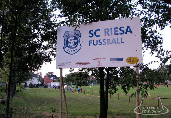 SC Riesa vs BSV Strehla am 04.08.2009