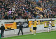 SG Dynamo Dresden vs Bayer 04 Leverkusen am 30.07.2011
