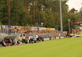 SV Sandhausen vs SG Dynamo Dresden am 15.09.2012