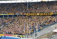 Hertha BSC vs SG Dynamo Dresden am 26.09.2012