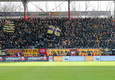 1. FC Union Berlin vs SG Dynamo Dresden am 08.02.2014