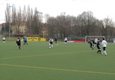 Post SV Dresden vs Döbelner SC am 01.03.2015