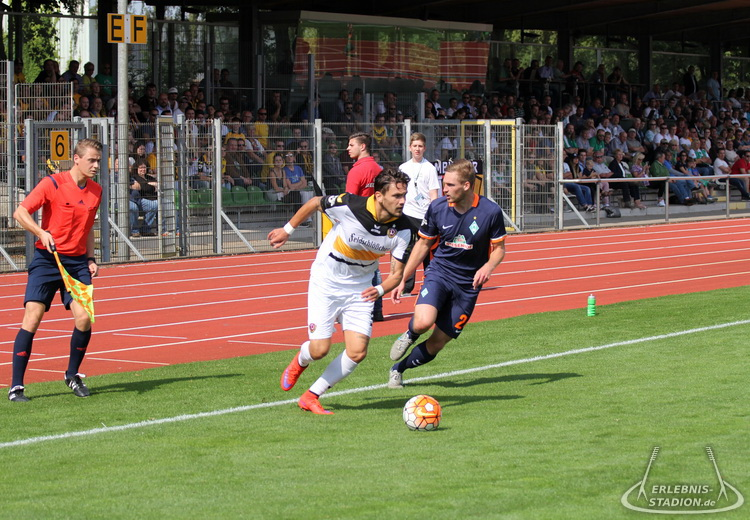 Werder Bremen Dynamo Dresden