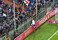 Genoa CFC vs U.C. Sampdoria  am 05.01.2016