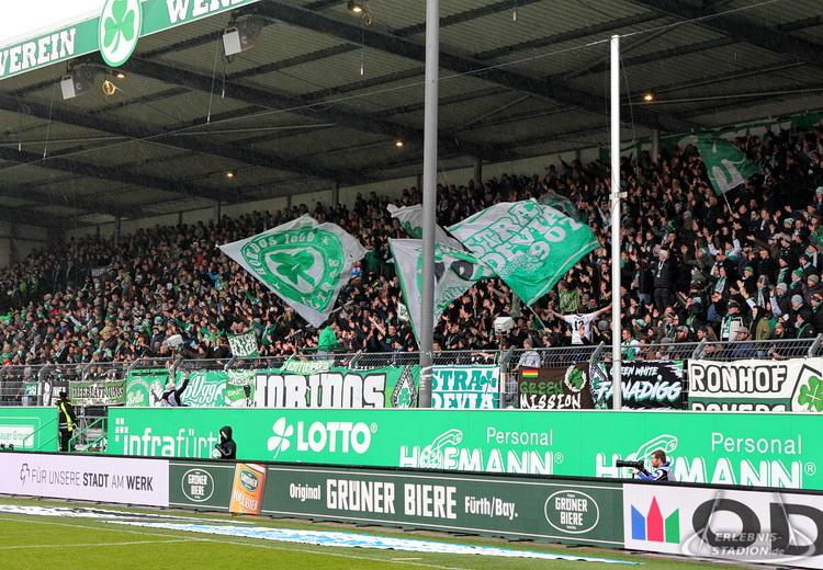 Dynamo Dresden Greuther Fürth