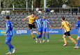 Hertha BSC U19 vs SG Dynamo Dresden U19 am 27.10.2018